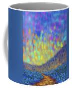 Sunset Path Coffee Mug