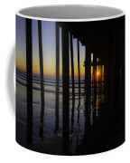 Sunset Pismo Beach Coffee Mug