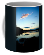 Sunset Pond Coffee Mug