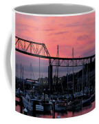 Sunset Port Coffee Mug