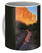 Sunset Reflection - Fremont River Coffee Mug