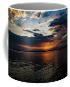 Sunset Ride Coffee Mug