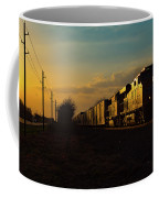Sunset Route Sunset Coffee Mug