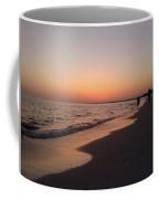 Sunset Run Coffee Mug