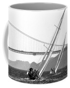 Sunset Sailing Coffee Mug