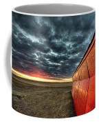 Sunset Saskatchewan Canada Coffee Mug