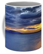 Sunset Seascape Alaska Coffee Mug