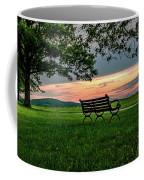 Sunset Seating Coffee Mug
