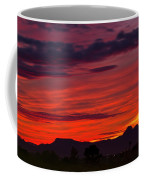 Sunset Silhouette H1816 Coffee Mug