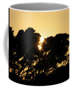 Sunset Silhouette II Coffee Mug