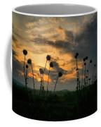 Sunset Silhouettes In June Coffee Mug