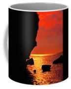Sunset Silhouettes Coffee Mug