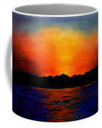Sunset Sinai Coffee Mug