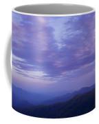 Sunset - Smoky Mountains  Coffee Mug