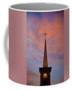 Sunset Steeple Coffee Mug