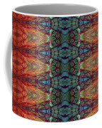 Sunset Strip Tiled Coffee Mug