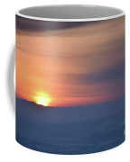 Sunset Time Coffee Mug