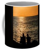 Sunset Together In Key West Coffee Mug