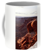 Sunset Tour Valley Of The Gods Utah Vertical 01 Coffee Mug