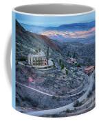 Sunset View From Jerome Arizona Coffee Mug