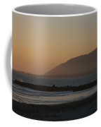 Sunset View Over The Pacific Ocean Coffee Mug by Stacy Gold