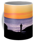 Sunset Watcher Coffee Mug