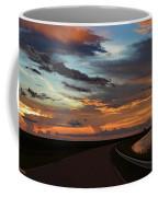 Florida Sunset Winding Road Coffee Mug