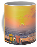 Sunset With Scripture Coffee Mug