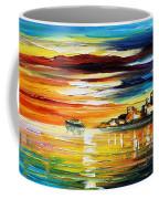 Sunset's Smile Coffee Mug