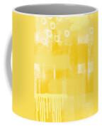 Sunshine- Abstract Art Coffee Mug