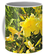 Sunshine And Flowers Coffee Mug