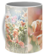 Sunshine And Poppies Coffee Mug