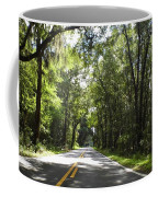 Sunshine And Shade Coffee Mug