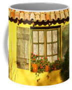 Sunshine And Shutters Coffee Mug