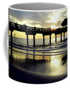 Sunshine At The Pier 60 Coffee Mug