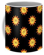 Sunshine Daisy Repeat Coffee Mug