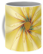 Sunshine Flower Coffee Mug