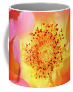 Sunshine - Hybrid Tea Rose - Macro Coffee Mug