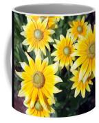 Sunshine On A Stem Coffee Mug
