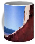 Sunshine On Adobe Ruins Coffee Mug