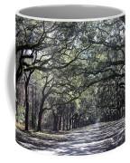 Sunshine On Live Oaks Coffee Mug