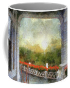 Sunshine On The Grand Hotel Mackinac Island Michigan Pa 01 Coffee Mug