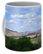 Sunshine On The Mountains - Verde Canyon Coffee Mug