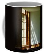 Sunshine Streaming Through Window Coffee Mug