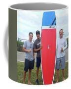 Sup Surfboards Coffee Mug