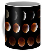 Super Blood Moon Eclipse Coffee Mug