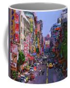 Super Colorful City Coffee Mug