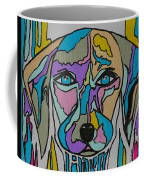 Super Hero - Contemporary Dog Art Coffee Mug