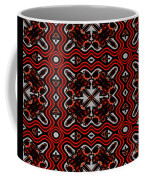 Super Highways Abstract Coffee Mug