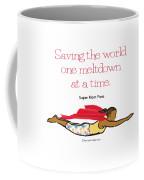 Super Mom Pose 2 Coffee Mug